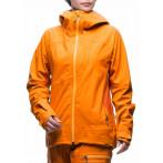 Houdini w s fusion jacket soalr orange firefox