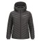 Peak performance women s frost down hooded jacket skiffer
