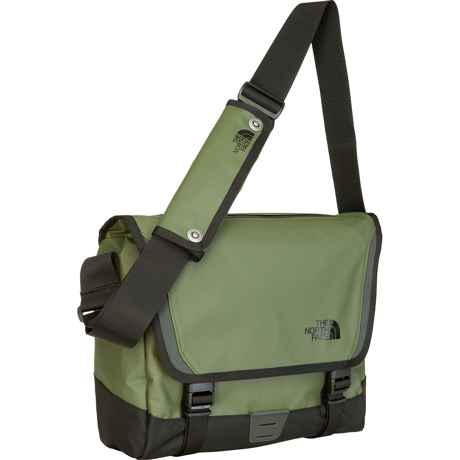 The North Face Schoudertas Base Camp Messenger Bag : K?p the north face base camp messenger bag s hos outnorth