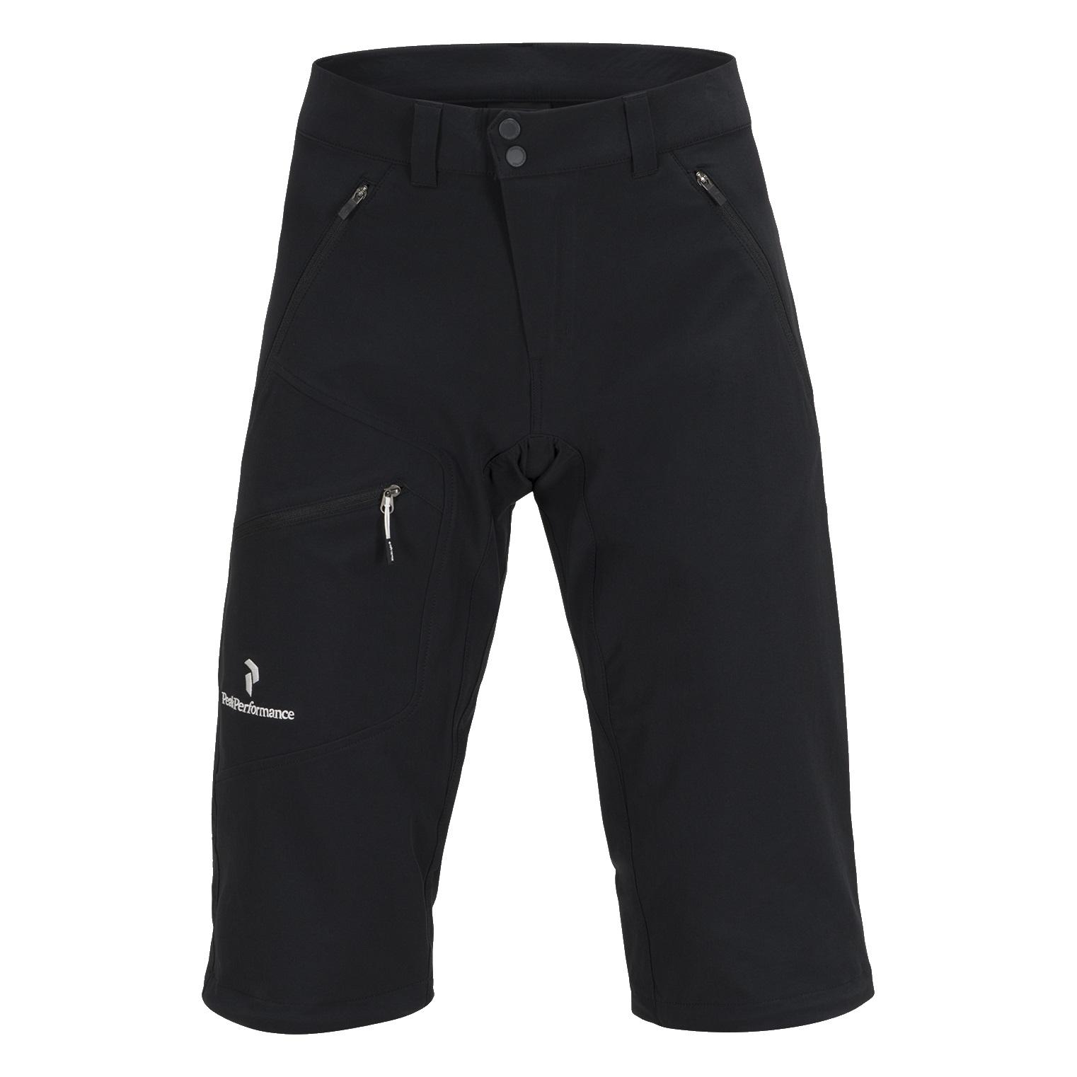 Vaude Badile shorts señora Softshell pantalones